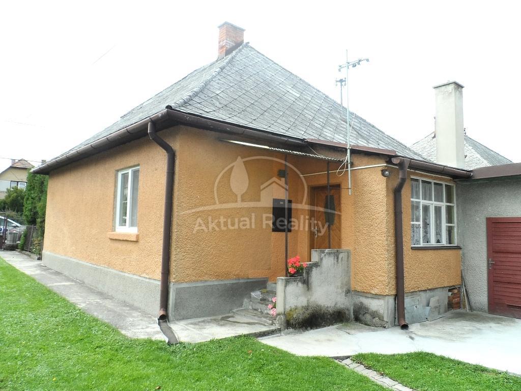 f96466823 Rodinný dom Veľká Lehôtka na predaj, pozemok 494 m2 okres Prievidza - Rodinné  domy a ...